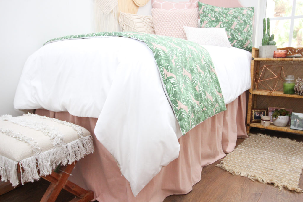 Dorm Bed Skirts