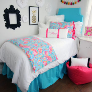 Lilly Pulitzer Dorm Bedding