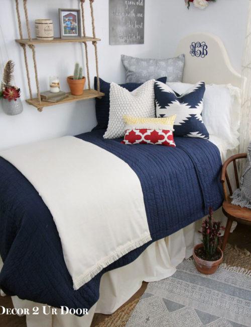 Moroccan Boho Dorm Bedding