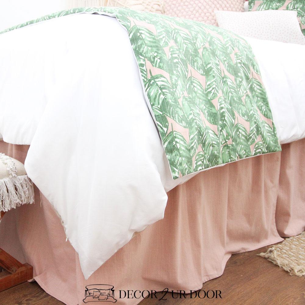 Dorm Room Bed Skirt