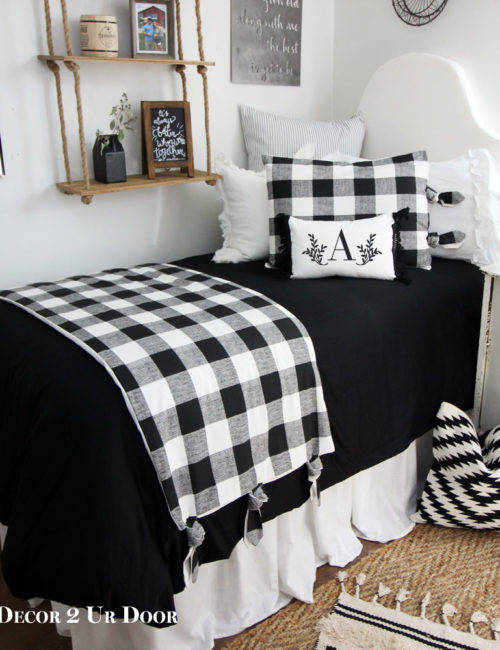 Farmhouse Dorm Bedding