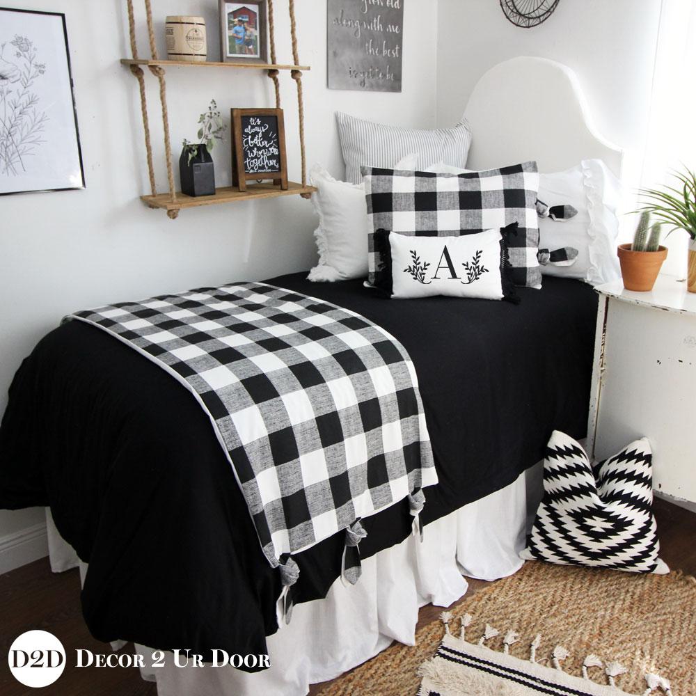 Farmhouse Dorm Bedding