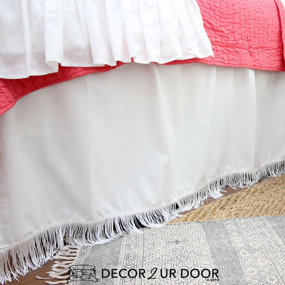 Dorm Bed Skirt