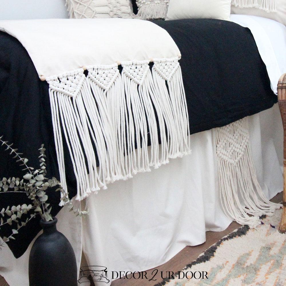Extended Length Bed Skirt
