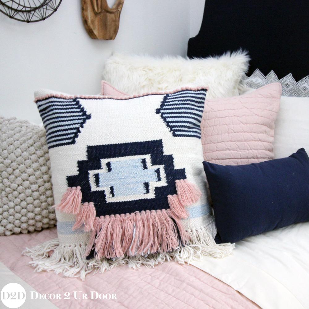 Dorm Throw Pillows
